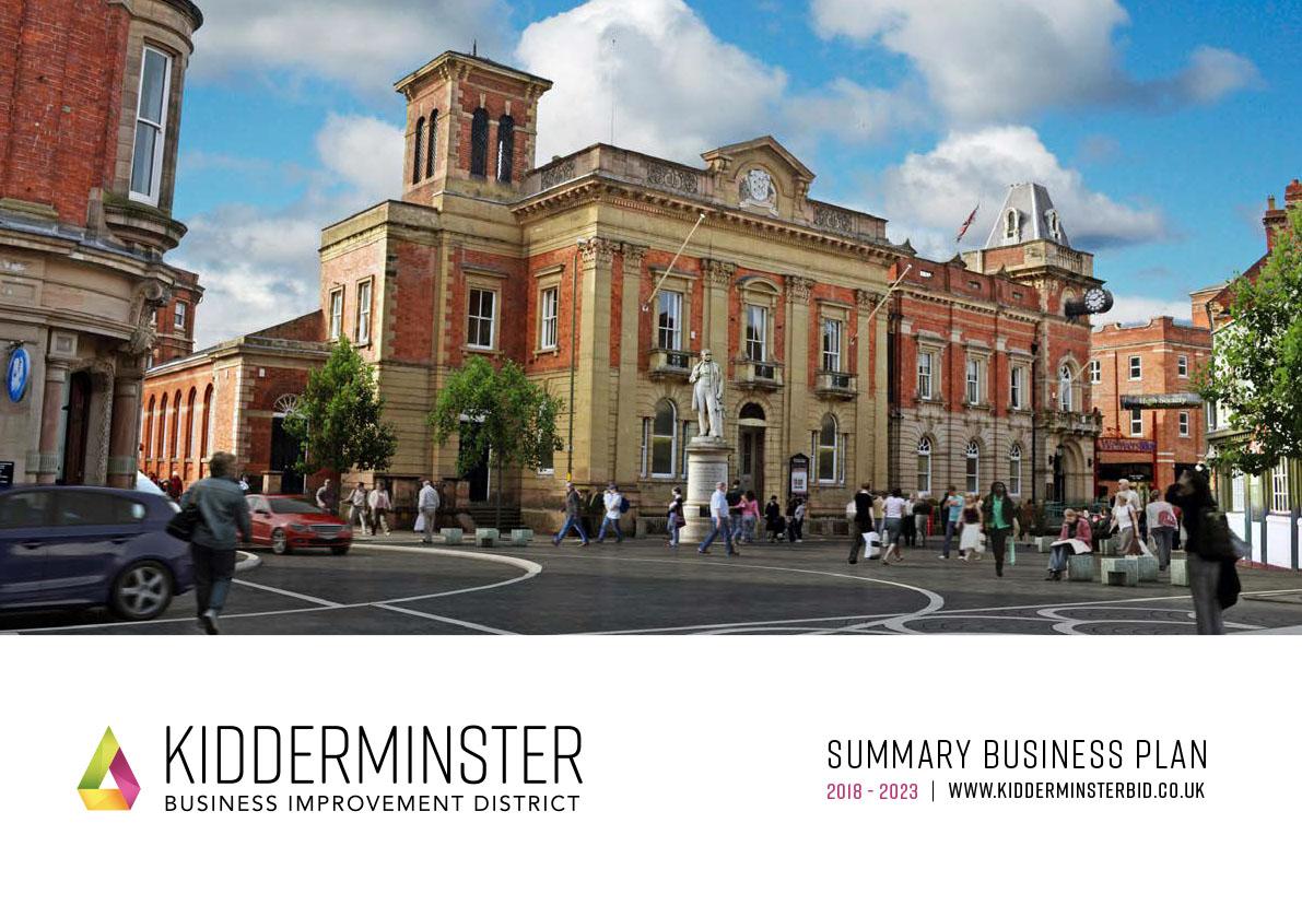 Kidderminster BID Summary Plan