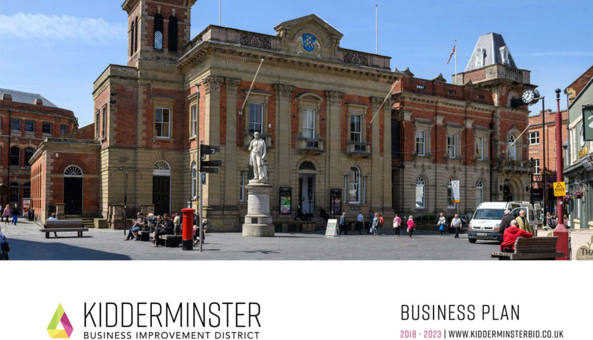 Kidderminster Business Plan