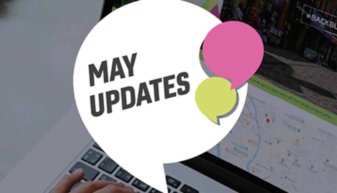 may updates
